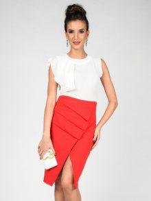 Isabel by Rozarancio Dámská sukně IR16S P4020_RED\n\n