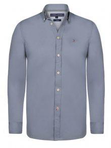 Šedá elegantní košile od Tommy Hilfiger Size: S