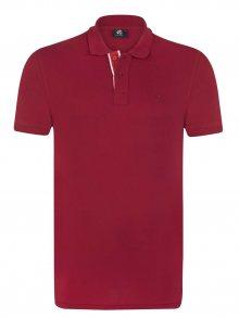Červená elegantní polokošile od Paul Smith Size: S