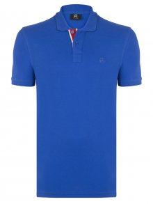Modrá elegantní polokošile od Paul Smith Size: S