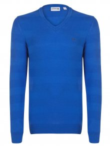 Modrý elegantní svetr od Lacoste Size: M