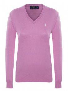 Růžový prémiový svetr od Ralph Lauren Size: XS