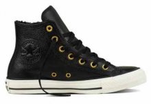 Converse Chuck Taylor All Star Leather černé C557925