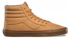 Vans SK8-Hi Reissue Light Gum Leather hnědé VA2XSBOTS