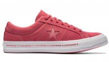 Converse One Star Pinstripe růžové C159815