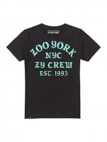Zoo York Pánské tričko ZZMCS127BLK
