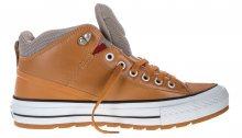 Converse Chuck Taylor AS Street Boot hnědé C157504