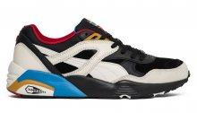 Puma R698 Flag Black-Whisper White Multicolor 36145002
