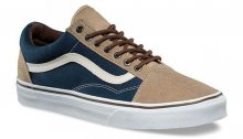 Vans Old Skool Dress Blues Khaki modré VA38G1OT8