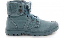 Palladium Boots Pallabrouse Baggy Smoke Blue W modré 92478-468-M