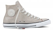 Converse Chuck Taylor All Star Leather šedé C157466