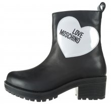 Kotníková obuv Love Moschino   Černá   Dámské   39