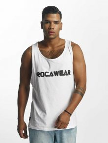 Tank Tops Color Block White M