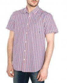 Košile Trussardi Jeans | Modrá Červená Bílá | Pánské | 40