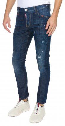 Sexy Twist Jeans DSQUARED2 | Modrá | Pánské | IT-48
