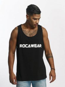 Tank Tops Color Block Black XL