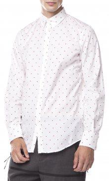 Košile DSQUARED2 | Bílá | Pánské | S