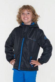 Sam 73 Chlapecká zimní bunda Sam 73 černá 128