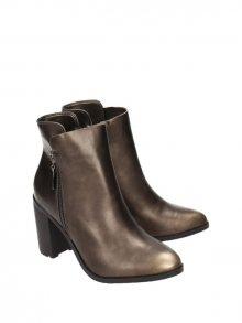 Monnari Dámská kotníčková obuv 0560-023