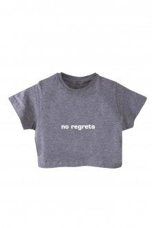 Basic Crop Top No regrets