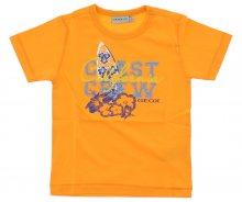 Triko dětské Geox   Oranžová   Chlapecké   4 roky