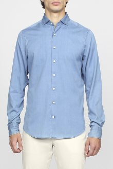 Košile GANT G2. TP INDIGO SLIM CONC AMALF