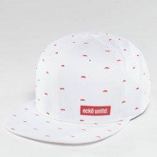 Snapback Capstar bílá Standardní
