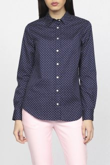 Košile GANT O1. STRETCH BROADCLOTH POLKADOT SHI