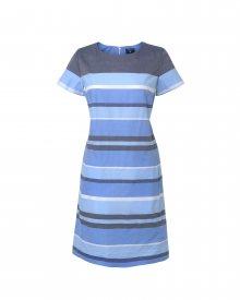 Šaty GANT O2. STRIPE DRESS