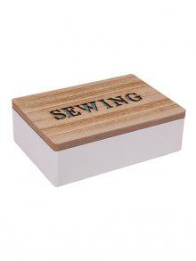 Creaciones Meng Box na šití 15367