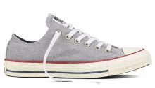 Converse Chuck Taylor All Star Stone Wash šedé C159541
