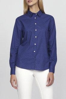 Košile GANT O2. VOILE FRECKLE DOT SHIRT