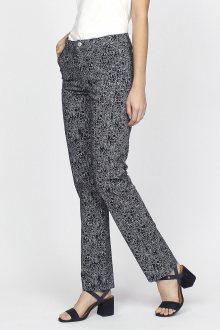 Kalhoty GANT O2. FLORAL PRINTED JEANS