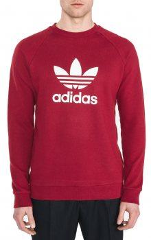 Trefoil Mikina adidas Originals | Červená | Pánské | L