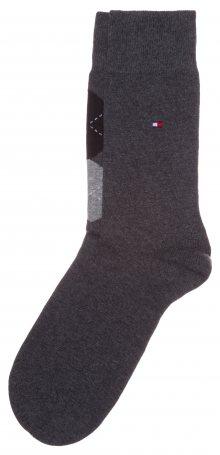 Ponožky 2 páry Tommy Hilfiger | Šedá | Pánské | 39-42
