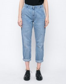 Carhartt WIP Pierce Blue light stone washed 27