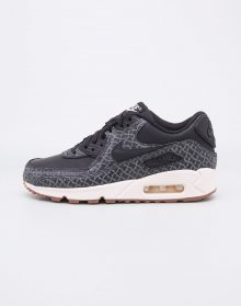 Nike Air Max 90 Premium Black / Black - Sail - Gum Medium Brown 37,5