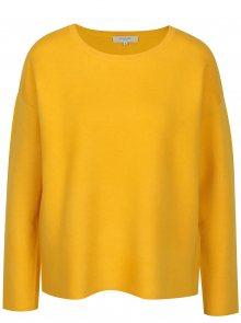 Hořčicový svetr Selected Femme Minnie