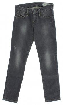Jeans dětské Diesel | Šedá | Dívčí | 7 let