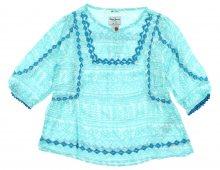 Tunika dětská Pepe Jeans | Modrá | Dívčí | 4 roky