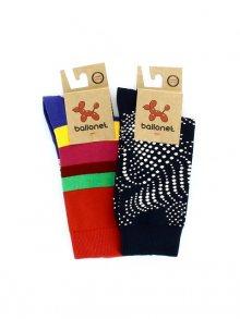 Ballonet Dámské ponožky Pack-O