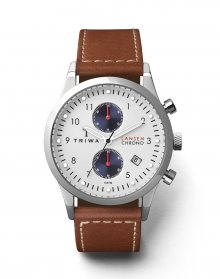 Triwa Duke Lansen Chrono Brown Sewn Classic 2