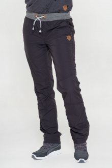 Sam 73 Dámské bavlněné kalhoty Sam 73 fialová tmavá L