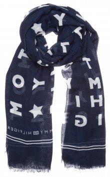 Logo Story Šátek Tommy Hilfiger | Modrá | Dámské | UNI