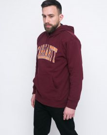 Carhartt WIP Hooded Division Chianti / Multicolor L