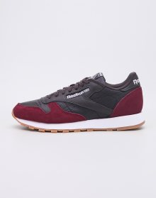 Reebok Classic Leather GI Coal/Urban Maroon/White-Gum 42