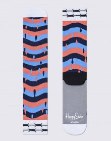 Happy Socks Athletic Montana Drips ATMON27-3000 36-40
