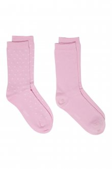Ponožky GANT O1. 2 PACK SOLID AND DOT SOCK