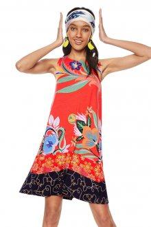Desigual barevné šaty Elena