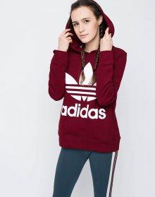 Adidas Originals Trefoil Collegiate Burgundy 40